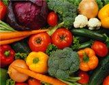 детское меню. овощи